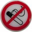 """Пример изготовления знака """"Не курить"""""""